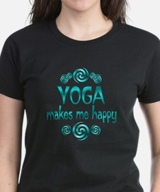 Yoga Happiness Tee