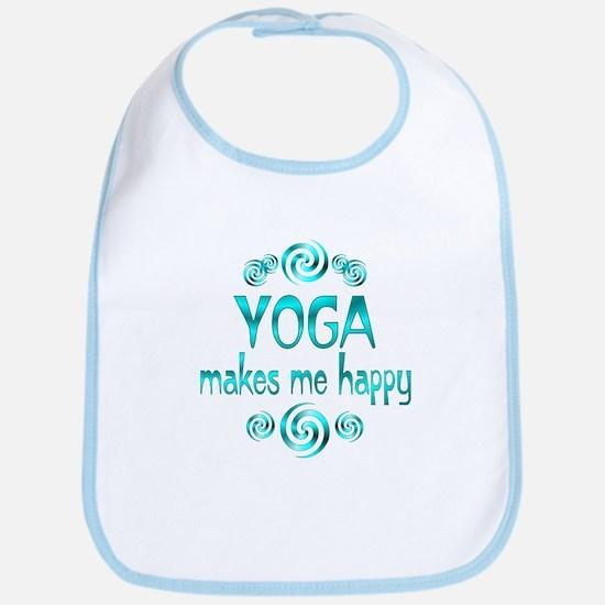 Yoga Happiness Bib