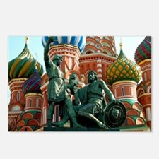 St. Basil's Cathedral Postcards (Package of 8)