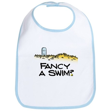 Fancy a Swim? Bib