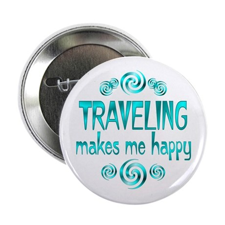 """Traveling 2.25"""" Button"""