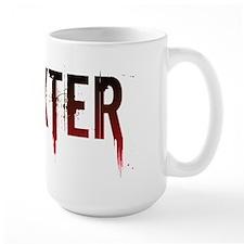 Dexter [text] Ceramic Mugs