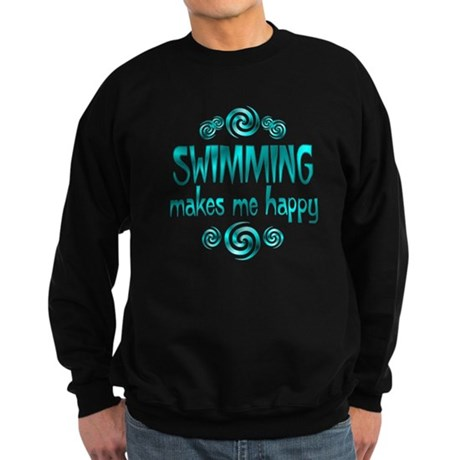 Swimming Sweatshirt (dark)