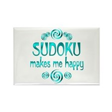 Sudoku Rectangle Magnet (100 pack)