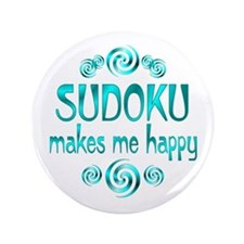 "Sudoku 3.5"" Button (100 pack)"