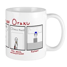 Life of an Otaku Mug