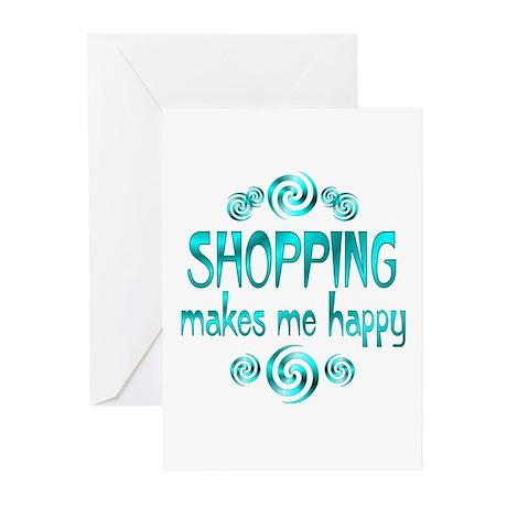 Shopping Greeting Cards (Pk of 10)