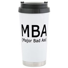 Unique Masters degree Travel Mug