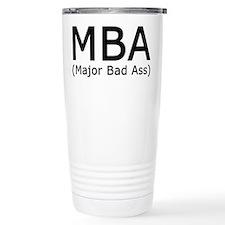 Cute Mba graduation Travel Mug