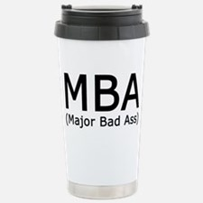 Cute Bad ass Travel Mug