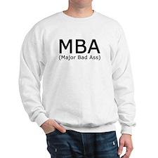 Cute Mba Sweatshirt