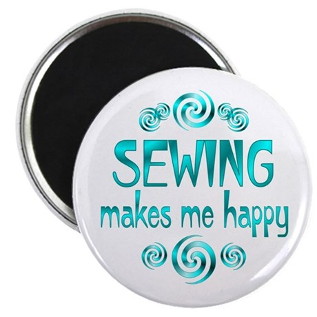 "Sewing 2.25"" Magnet (100 pack)"