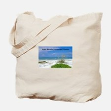Lido Beach, Sarasota, Florida Tote Bag