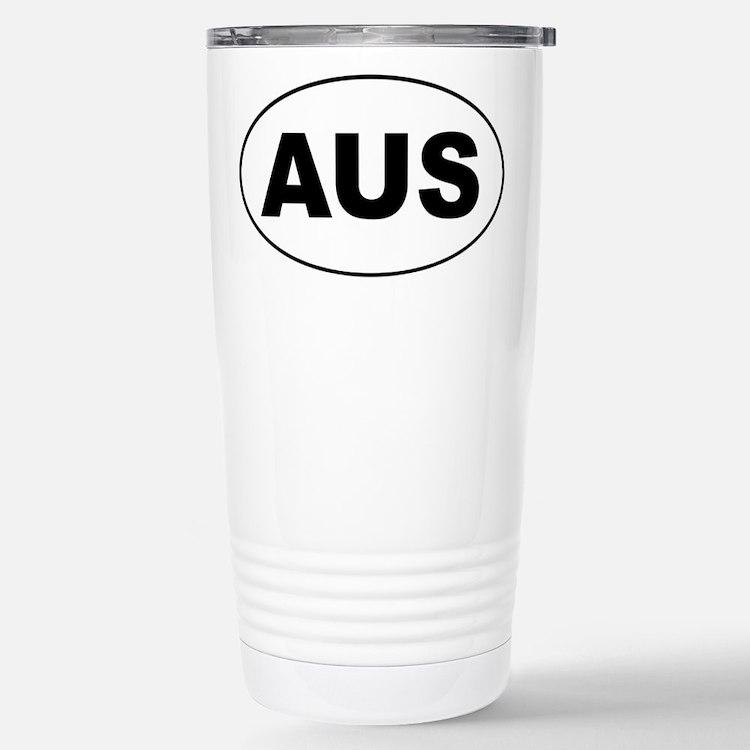 AUS Travel Mug
