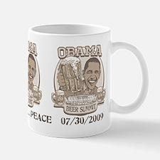 Obama Beer Summit Mug