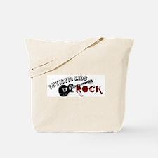 Autistic Kids Rock Tote Bag