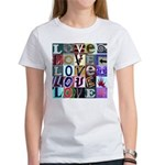 Signs of my Love Women's T-Shirt