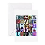 Signs of my Love Greeting Cards (Pk of 20)