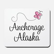 Cute Anchorage Mousepad