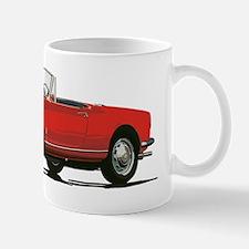 AlfaRomeo1600GiullaSpider-bev Mugs