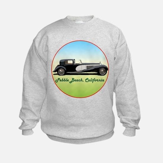 The Pebble Beach Sweatshirt