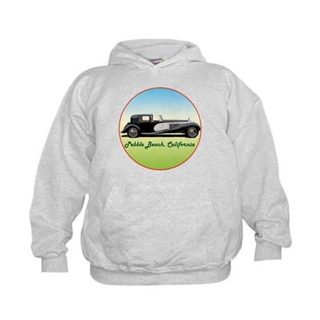 The Pebble Beach Kids Hoodie