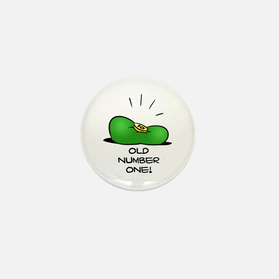 Old Number One! Mini Button (10 pack)
