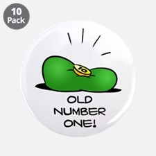"Old Number One! 3.5"" Button (10 pack)"