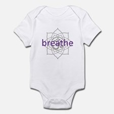 breathe Om Lotus Blossom Infant Bodysuit