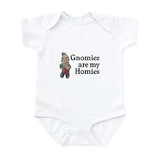 Gnomies are my Homies Infant Bodysuit