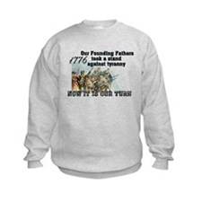 Our Founding Fathers took a s Sweatshirt
