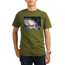 Men's Black Hole T-Shirt (dark)