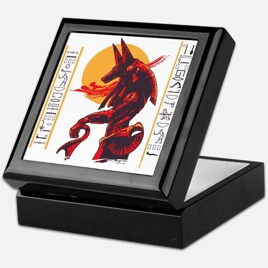Anubis Keepsake Box