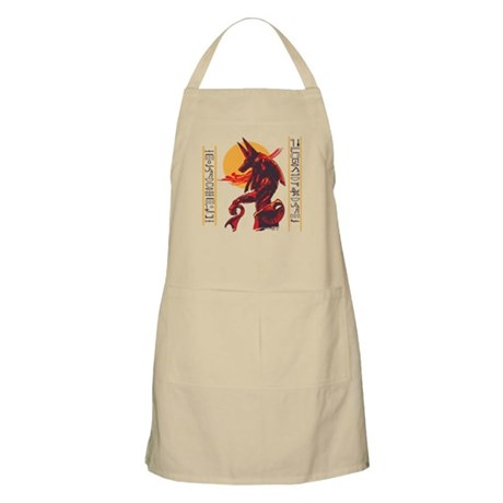 Anubis BBQ Apron