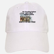Our Founding Fathers took a s Baseball Baseball Cap