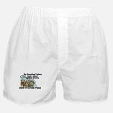 Our Founding Fathers took a s Boxer Shorts