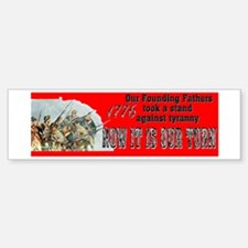 Our Founding Fathers took a s Bumper Bumper Bumper Sticker