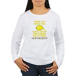 not lemonade Women's Long Sleeve T-Shirt