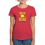 not lemonade Women's Dark T-Shirt