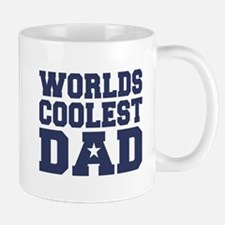 Worlds Coolest Dad Mug