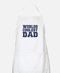 Worlds Coolest Dad BBQ Apron