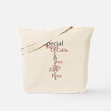 Cool Zane Tote Bag