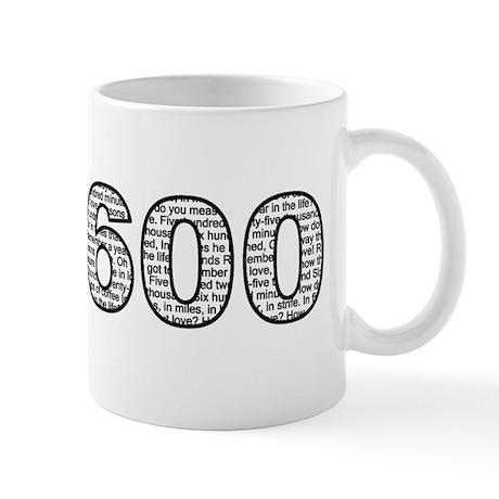 525600 Mugs