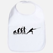 Fencing Evolution Bib