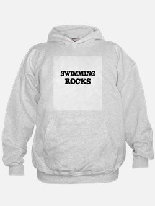 SWIMMING ROCKS Hoodie