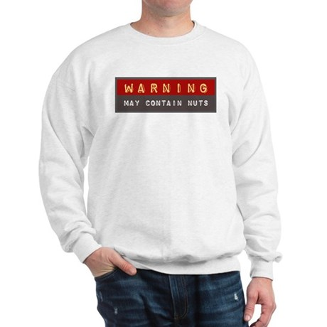 May Contain Nuts | Sweatshirt