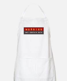 May Contain Nuts | BBQ Apron