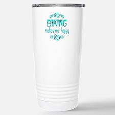Biking Travel Mug