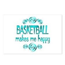 Basketball Postcards (Package of 8)