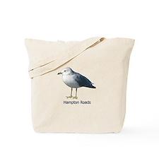 Hampton Roads Gull Tote Bag